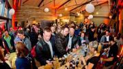 2. Craft Beer Day in den Hamburger Schanzehöfen Foto: Altes Mädchen