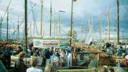Hafenfest Fischland-Darßt-Zingst Foto: Frank Neumann/Tourismusverband MV
