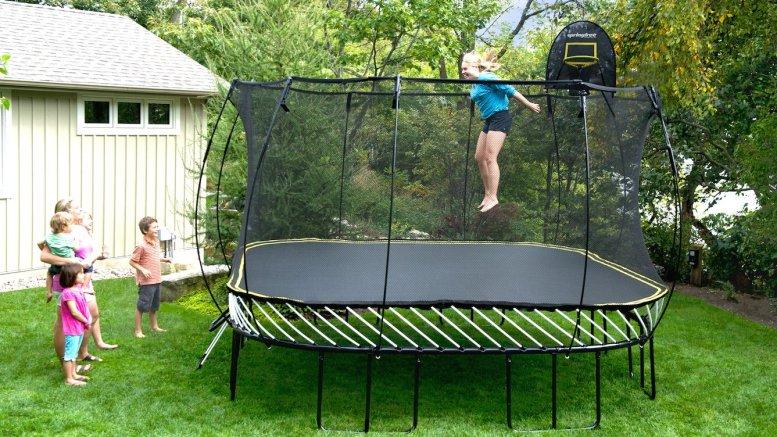 sport kinder freude garten trampolin ganz hamburg. Black Bedroom Furniture Sets. Home Design Ideas