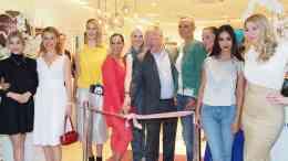 PANDORA Flagship Store Hamburg Eröffnung