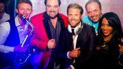 LED Saxophonist, Daniel van Cleef, Paul Janke, Martin Richard Kristek, Ceresia | photo (c) marioroman fürGETBI