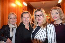 Ladies Lunch Tanja Schumann_Bea Swieczak_Claudia Schulz Sandra Quadflieg