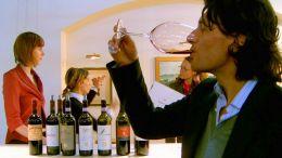Wein probieren auf der WeinHamburg