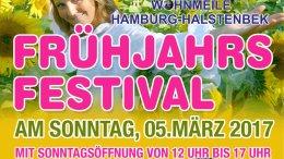 Verkaufsoffener Sonntag Wohnmeile Hamburg-Halstenbek