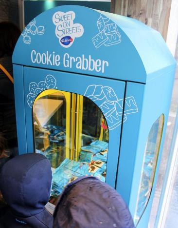 Bahlsen Cookie Promotion Grabber