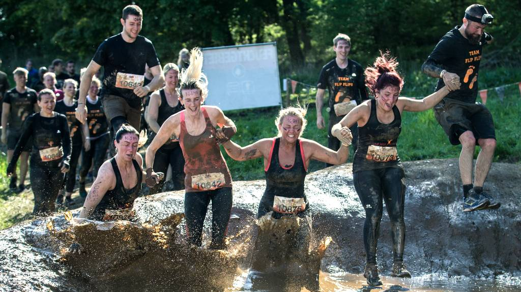 Want to Sponsor Tough Mudder Oman? Your company logo would look great here. Learn About Sponsorship Opportunities.