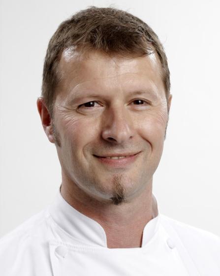 Küchenchef Peter Könemann