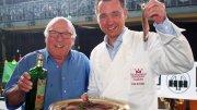 So schmeckt Matjes sagt Uwe Seeler