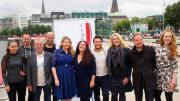 Künstler beim Musikfest Jungfernstieg