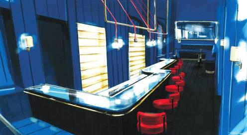 Bar TORTUE HAMBURG