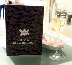 Different JUVIA Jazz Brunch in Kampen