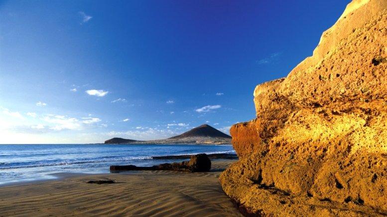 Strand auf Teneriffa