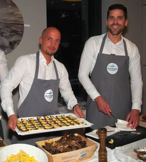 Auftakt des Schleswig-Holstein Gourmet Festival