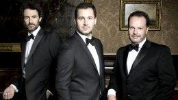 Drei Sänger