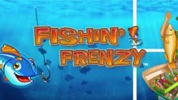 Fishin Frenzy Screenshot
