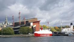 Vasa Museum Foto: Susanne Plaß