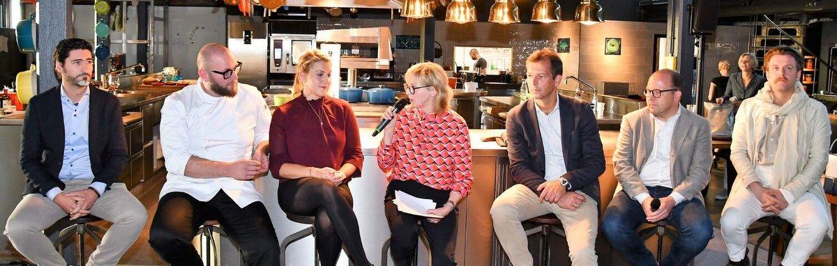 Top Kche  Chefs Talk in der 100200 Kitchen Hamburg