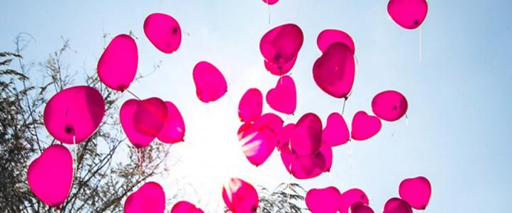 Luftballons zur Hochzeit  Die Hochzeitsfotografen