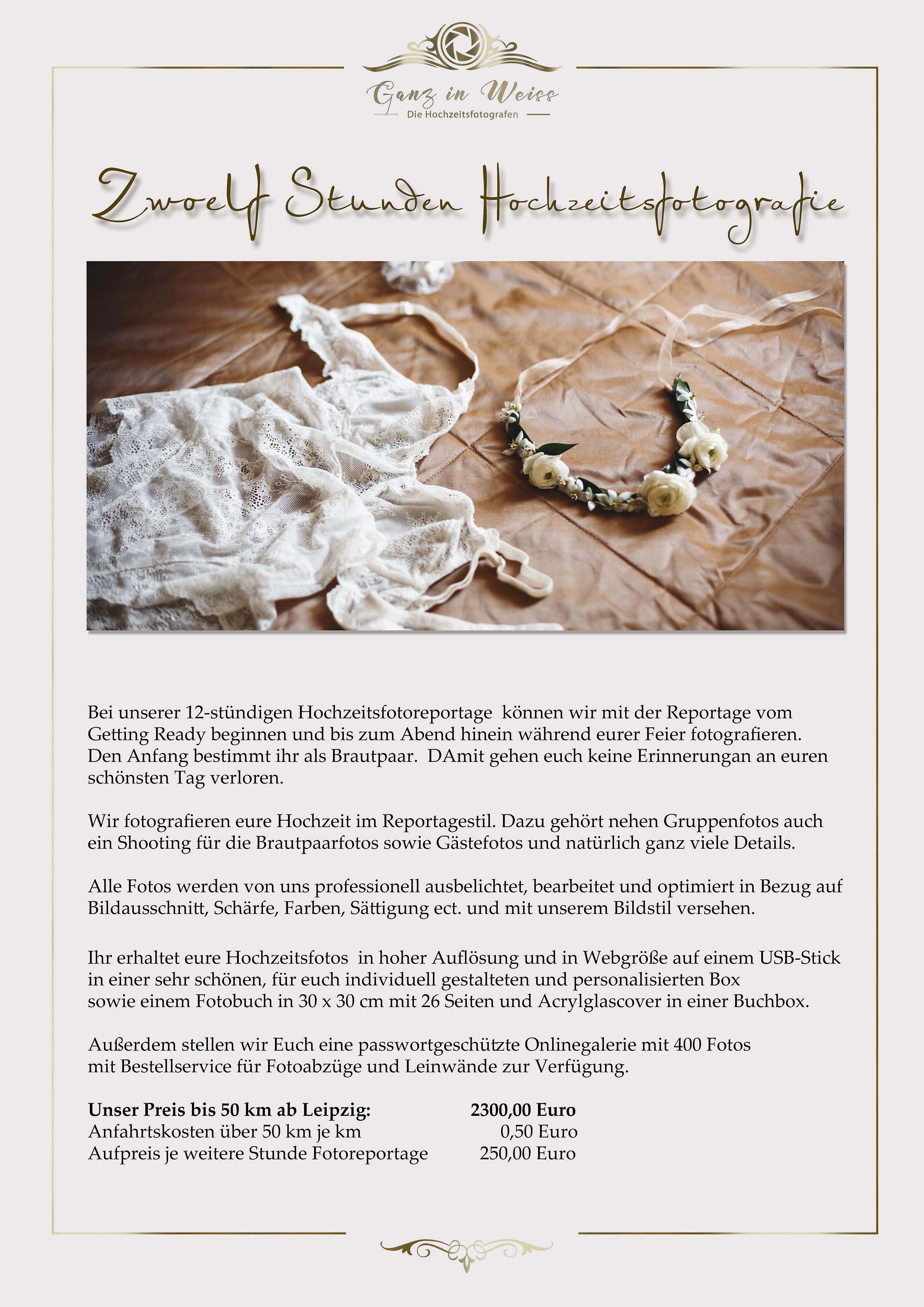 Preise Fr Hochzeitsfotografen