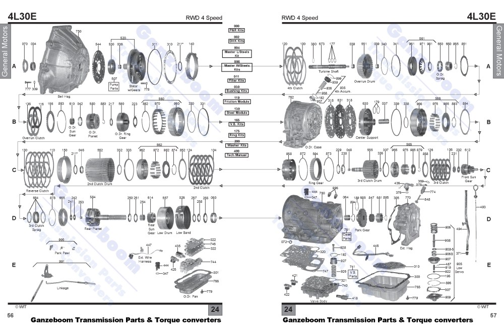 medium resolution of 4l30e diagram trusted wiring diagram 4l30e transmission parts diagram 4l30e diagram