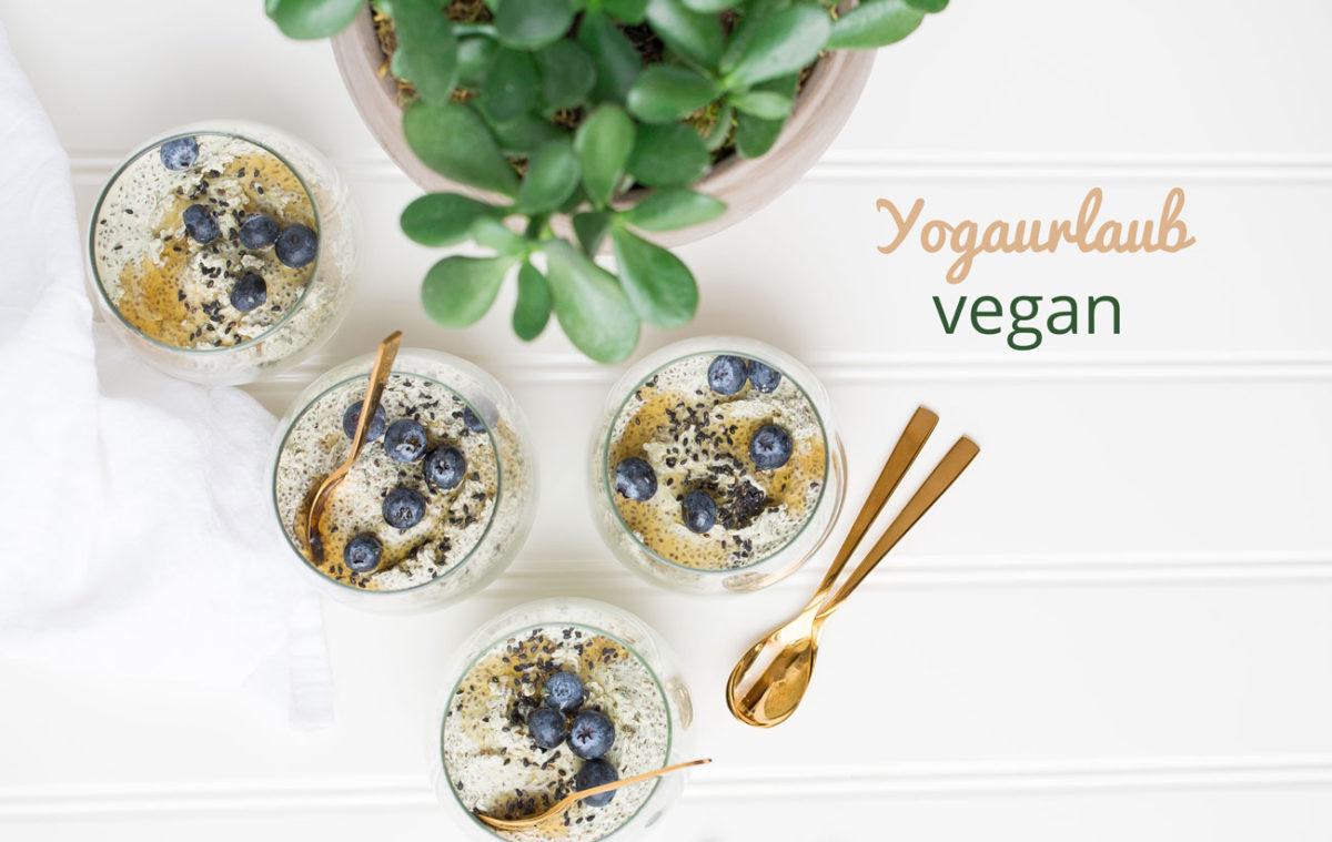 Veganer Yogaurlaub