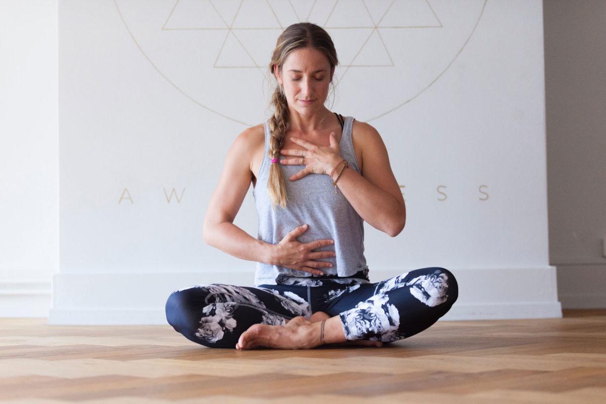 Yoga bei Depressionen