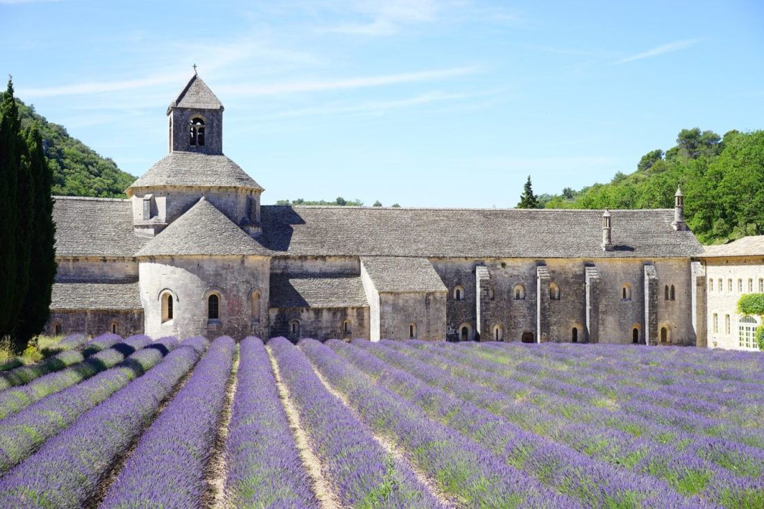 Yoga Retreat in Südfrankreich in der Provence