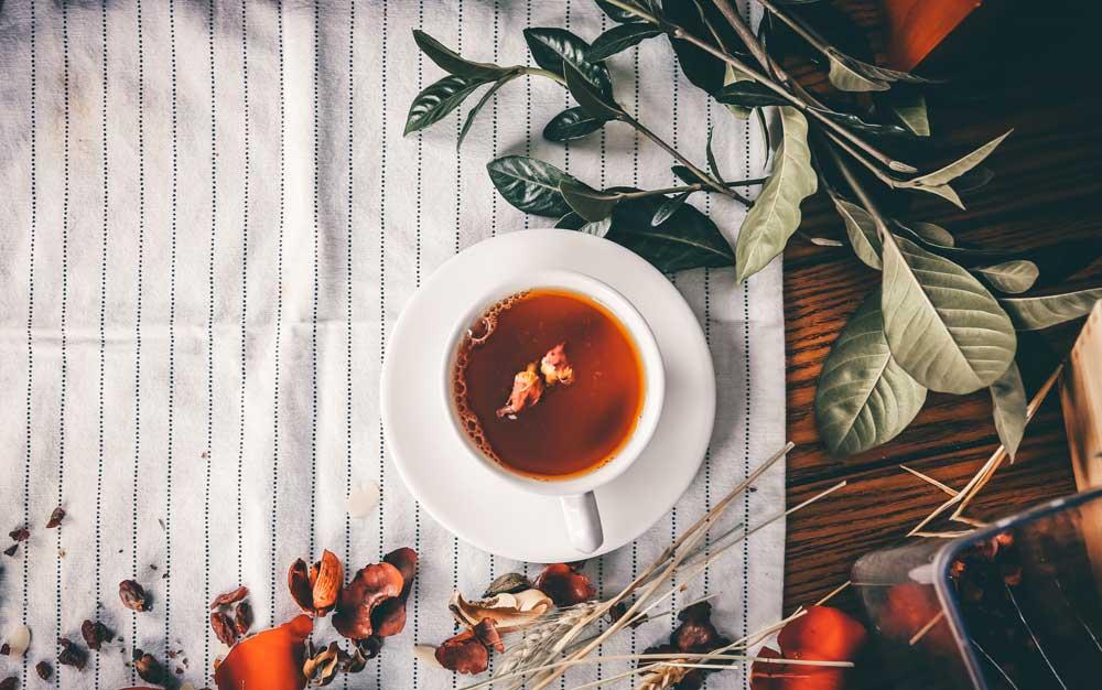 Ayurveda Tee selber machen