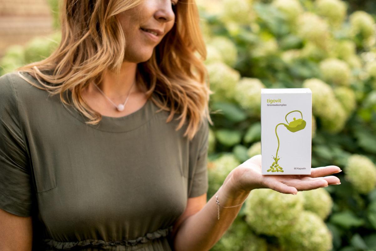 Grüner Tee Extrakt für Frauen