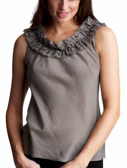 Women: Silk-blend feminine tall blouses - demre