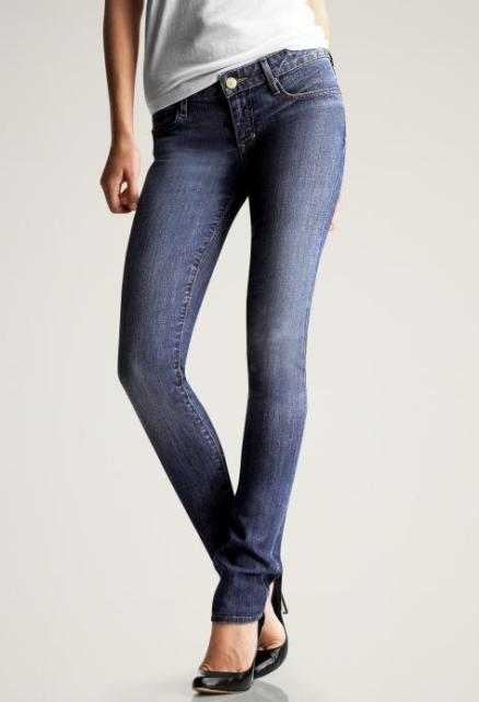 Gap Womens Medium Always Skinny Tall Jeans (Medium Wash)