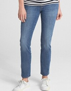 Maternity jeans straight also gap rh