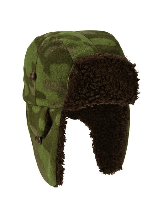Gap Pro Fleece Cabin Hat Size L/XL - camo