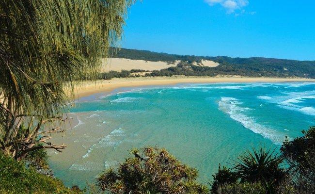 Fraser Island Rainbow Beach A 4wd Aussie Adventure Tour