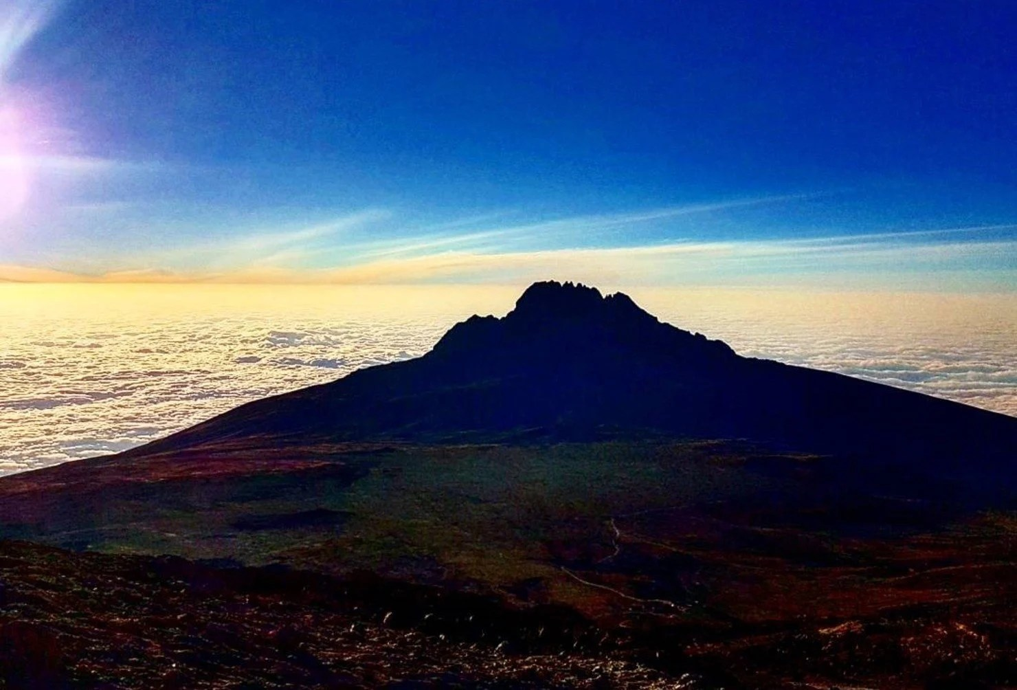 Climb Kilimanjaro Trek The Marangu Route In Tanzania