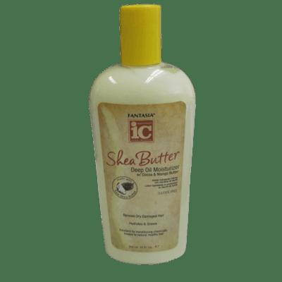 Fantasia Shea Butter Oil Moisturizer 355ml