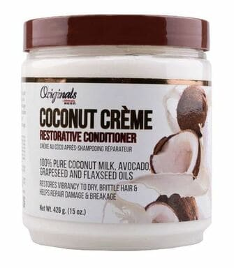 African Best Coconut Restorative Deep Conditioner 15oz Gap Cosmetics(1)(1)