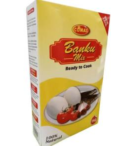 Comas Banku Mix 1kg - Gap Cosmetics