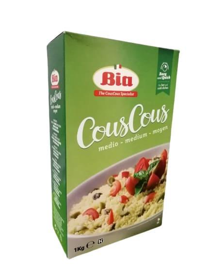 Couscous 1kg - Gap Cosmetics