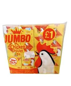 Jumbo Chicken - Tablets - Gap Cosmetics