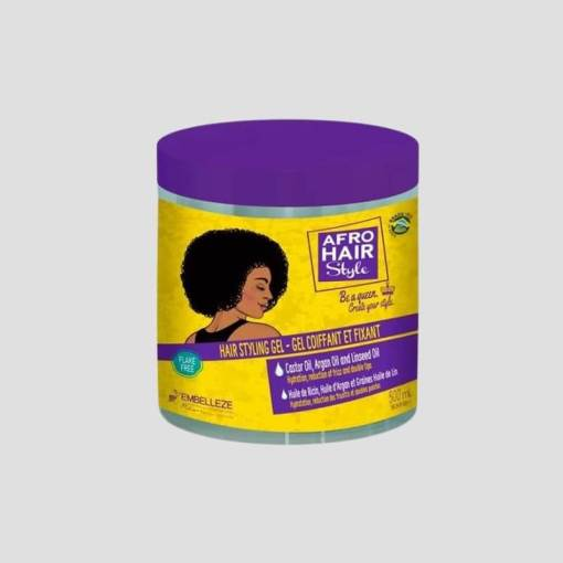 embelleze afro hair styling gel 500ml