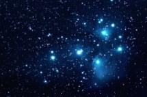 M 45 - ammasso delle Pleiadi