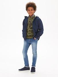 kids skinny jeans with