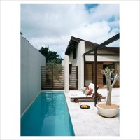 GAP Interiors - Narrow swimming pool - Picture library ...