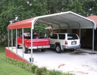 Stopping carport condensation - dripping on the cars ...