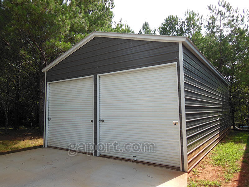 Metal Garages Steel Georgia GA
