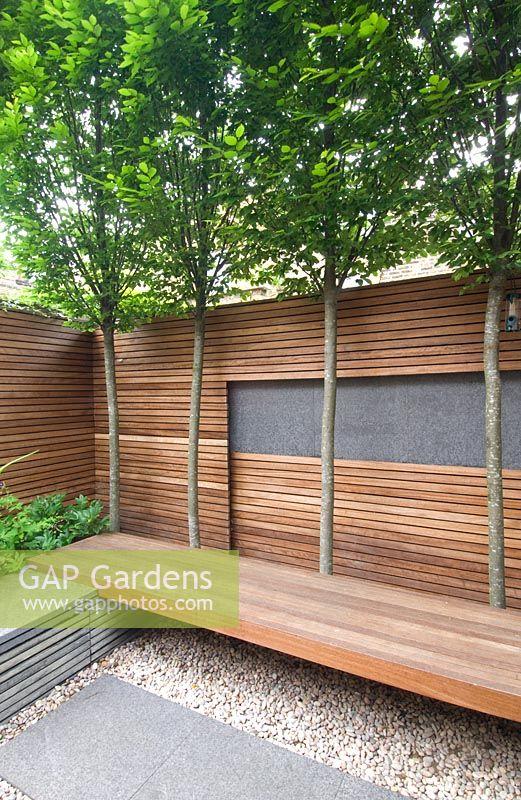 gap gardens garden bench