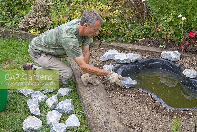 How Hide Pond Liner