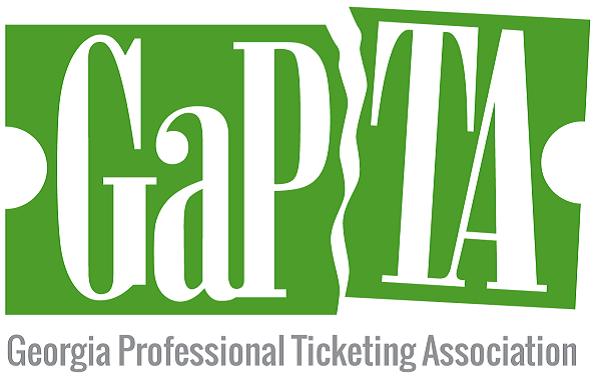 Logo for Georgia Professional Ticketing Association