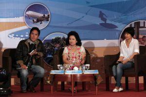 Pameran Indonesia Tourism and Creative Economy Fair-3-1